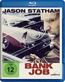 The Bank Job (Blu-ray) (UK)