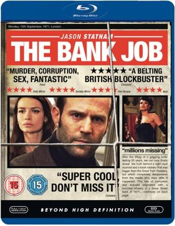 The bank job (Blu-ray) (UK) -- via Amazon Partnerprogramm