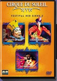 Cirque du Soleil - Festival der Sinne Vol. 2