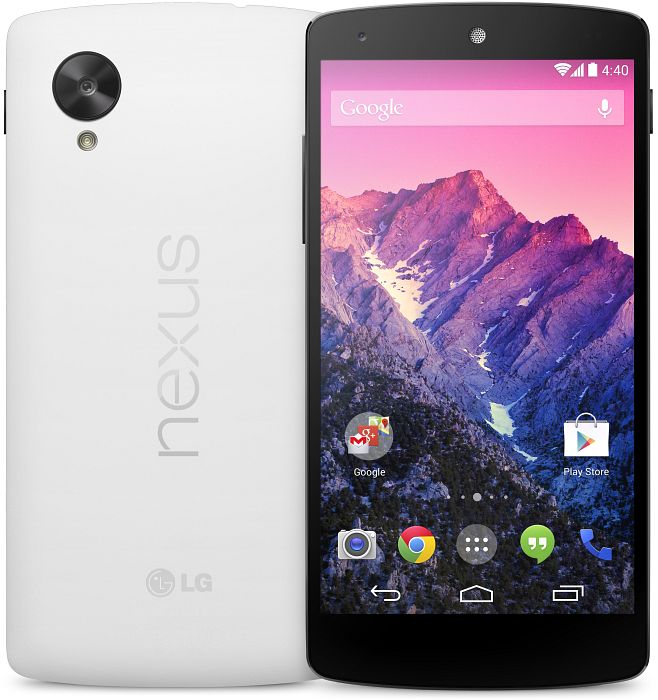 Google Nexus 5 16GB white