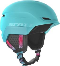 Scott Chase 2 Helm cyan blue/pink (271754-6631)