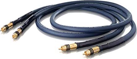 Oehlbach XXL Series 1 Cool Gold Composite Audio Kabel (verschiedene Längen) -- via Amazon Partnerprogramm