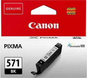 Canon Tinte CLI-571BK schwarz (0385C001)