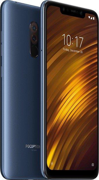 Xiaomi Pocophone F1 128GB blau