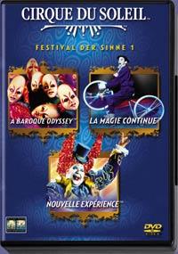 Cirque du Soleil - Festival der Sinne Vol. 1