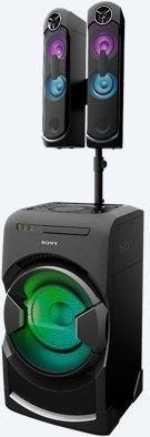 Sony MHC-GT4D schwarz