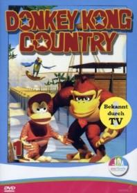 Donkey Kong Country Vol. 1