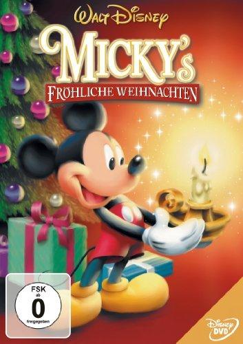 Mickys fröhliche Weihnachten -- via Amazon Partnerprogramm