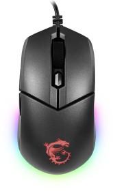MSI Clutch GM11 Gaming Mouse black, USB (S12-0401650-CLA)
