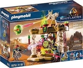playmobil Novelmore - Sal'ahari Sands - Skeleton Army Temple (70751)