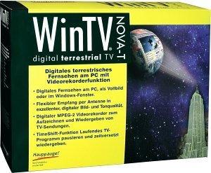 Hauppauge WinTV Nova-T PCI (909/928)