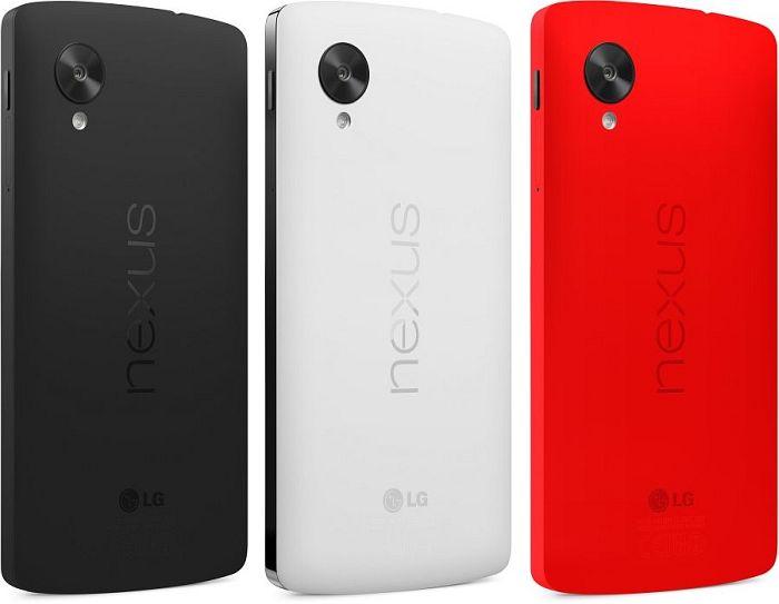 Google Nexus 5 16GB mit Branding