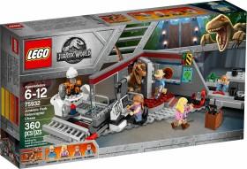 LEGO Jurassic World - Jagd auf den Velociraptor (75932)