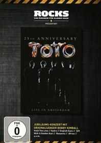 Toto - Live In Amsterdam (Blu-ray)
