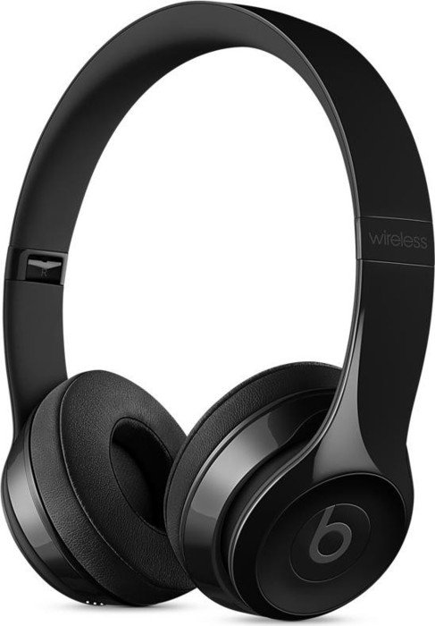 Apple Beats Solo3 Wireless schwarz hochglanz (MNEN2ZM)
