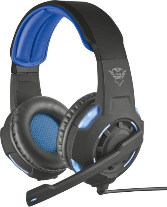 Trust Gaming GXT 350 Radius 7.1 schwarz/blau (22052)