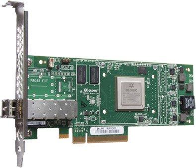 HP StoreFabric SN1000Q Single Port, 1x Fibre Channel 16Gb/s, PCIe 3.0 x8 (QW971A)