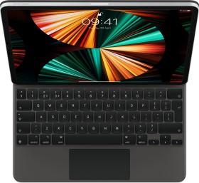 "Apple Magic Keyboard, KeyboardDock for iPad Pro 12.9"", black, UK [2021] (MJQK3B/A)"