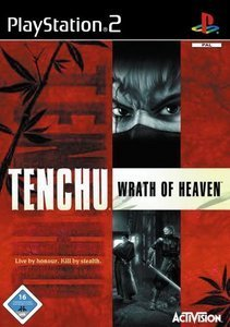 Tenchu: Wrath of Heaven (deutsch) (PS2)