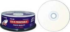 Fujifilm CD-R 80min/700MB, 25-pack