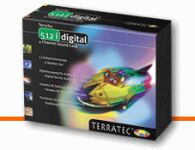 TerraTec SoundSystem 512i Digital, Bulk