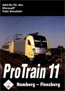 Microsoft Train Simulator - Pro Train 11 Hamburg-Flensburg (Add-on) (deutsch) (PC)