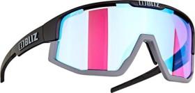 Bliz Fusion Nordic Light black/nordic light violet-blue multi (52005-14N)