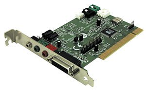 TerraTec SoundSystem 128i bulk, PCI (1366)