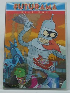 Futurama Season 2.2 -- provided by bepixelung.org - see http://bepixelung.org/11618 for copyright and usage information