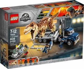 LEGO Jurassic World - T-Rex Transport (75933)