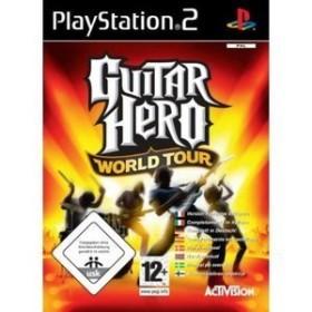 Guitar Hero World Tour (PS2)