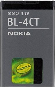 Nokia BL-4CT rechargeable battery (02702C6)