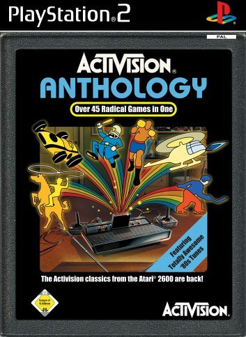 Activision Anthology (German) (PS2) -- (c) DCI AG
