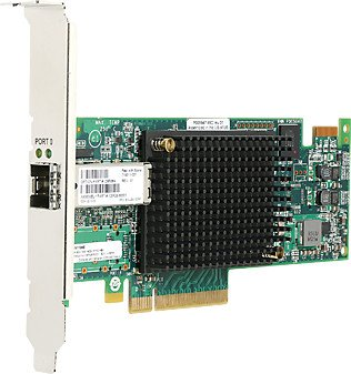 HP StoreFabric SN1100E, SFP+/Fibre Channel, PCIe 3.0 x8 (C8R38A)