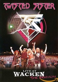 Twisted Sister - Live at Wacken (DVD)