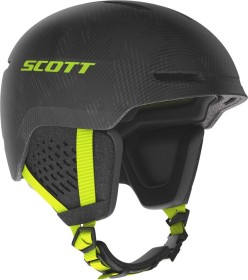 Scott Track Plus Helm dark grey/ultralime yellow (271755-6626)