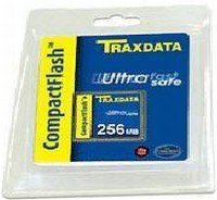 Traxdata CompactFlash Card (CF)  256MB