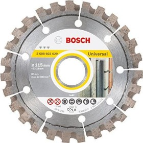 Bosch Best for Universal Diamanttrennscheibe 115x2.2mm, 1er-Pack (2608603629)
