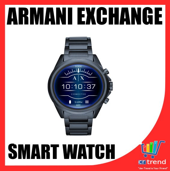 Armani Exchange Connected silber (AXT2000) -- via Amazon Partnerprogramm