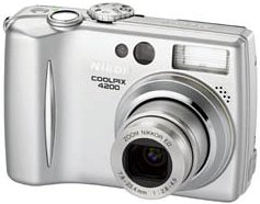 Nikon Coolpix 4200 (VAA190EA)
