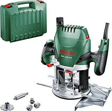 Bosch DIY POF 1400 ACE router incl. case (060326C800) -- http://bepixelung.org/19252