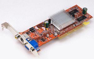ASUS A9200SE/T128, Radeon 9200SE, 128MB DDR, TV-out, AGP (90-C1VBG-EUAY/90-C1VBGB-GUAN)