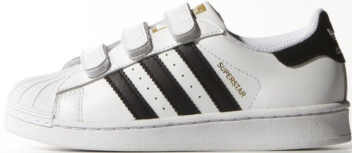 adidas Superstar Foundation, Unisex Kinder Sneakers: adidas