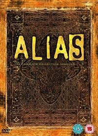 Alias Box (Season 1-5) (DVD) (UK)
