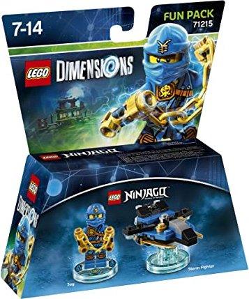 LEGO: Dimensions - Ninjago: Jay (PS3/PS4/Xbox One/Xbox 360/WiiU) -- via Amazon Partnerprogramm