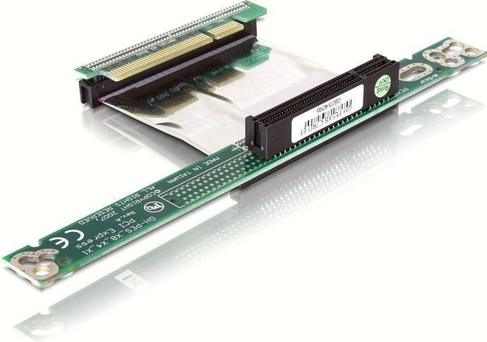 DeLOCK 89193 Riser Karte PCIe x8, 70mm