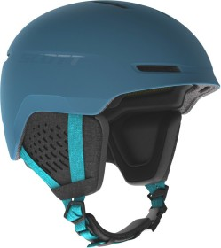 Scott Track Plus Helm majolica blue/cyan blue (271755-6630)
