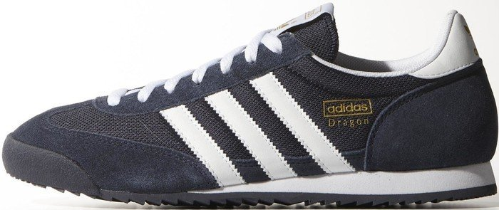 adidas Dragon dark blue/white/gold met (Herren) (G50919) -- ©adidas