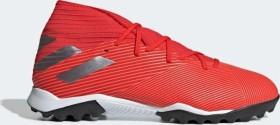 adidas Nemeziz 19.3 TF active red/silver met./solar red (Herren) (F34427)