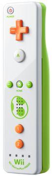 Nintendo Wii U Remote Plus - Yoshi Edition green/white (WiiU)